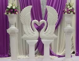 wedding supplies wholesale wholesale 20pcs creative plastic white swan wedding birthday party
