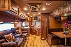 horse trailer living quarter floor plans living quarters