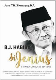 biografi bj habibie english jual b j habibie si jenius juara buku tokopedia