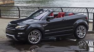 land rover evoque black wallpaper range rover evoque convertible concept 2012 wallpapers and hd