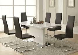 moderne stühle esszimmer moderne stühle für esszimmer weiß und schwarz zusammenbringen