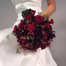 Red Wedding Bouquets Wedding Flowers Red Wedding Flower