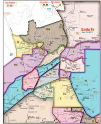 Real Estate Map Santa Fe Mls Zoning Maps Real Estate Properties Santa Fe