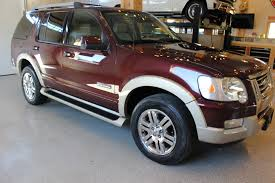 Ford Explorer Running Boards - 2006 ford explorer eddie bauer biscayne auto sales pre owned