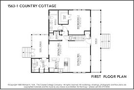 1563 1 flr2 country cottage coastal home plans the coastal