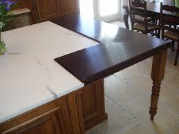 wide plank wood countertop set into marble island brooks custom wide plank wood countertop designed to insert into the corner of a marble kitchen island