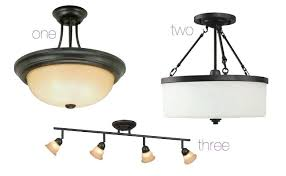Lowes Ceiling Light Fixture Light Fixtures Lowes Bathroom Lighting Vanity Ls Rubbed