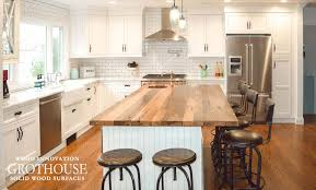 kitchen island wood top wood countertops butcher block countertop bar top images