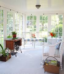 Windows For Porch Inspiration Pleasurable Inspiration Sun Porch Windows Designs Curtains