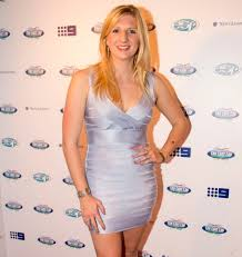rebecca adlington hits the town to celebrate olympic double bronze