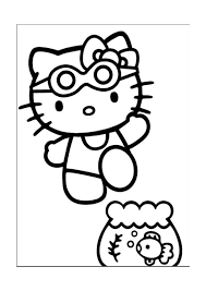 kitty coloring pages 21 coloring pages kids