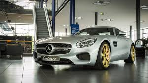 mercedes amg gt by lorinser gets nearly 600 ps mercedes benz