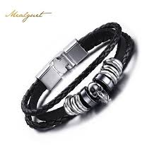 leather bracelet with skull charm images 472 best bracelets bangles images charm bracelets jpg