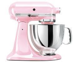 kitchenaid artisan series susan g komen foundation pink 5 quart