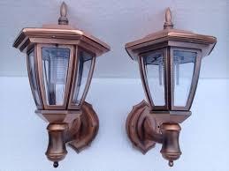 Copper Outdoor Lighting Copper Outdoor Lighting Sacharoff Decoration