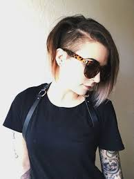 how can i get my hair ut like tina feys how to style an undercut 5 simple ways undercut haircuts and