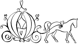 cinderella coach cinderella coach coloring pages printable coloring pages for all