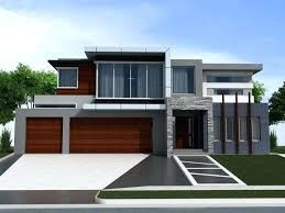 one story modern house plans modern house design exterior contemporary homes exterior awe