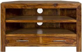 mango wood kitchen cabinets buy cuban petite mango wood corner tv cabinet online cfs uk