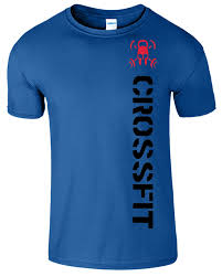 gym crossfit new mens t shirt wod functional training sport