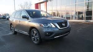 used nissan pathfinder 2017 nissan pathfinder edmonton west end nissan
