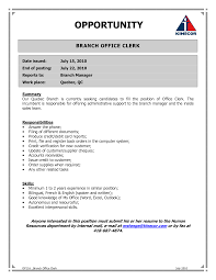 Resume Examples For Office Jobs by Back Office Executive Resume Resume For Your Job Application