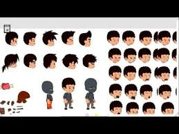 design hair game 2d chibi character design for your game youtube