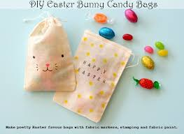 easter bunny candy diy easter bunny candy bags i diy