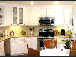 kitchen cabinet refacing cost per foot how much does kitchen cabinet refinishing cost ing kitchen cabinet