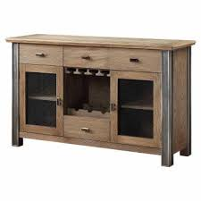 buffet sideboard cabinet storage kitchen hallway table industrial rustic distressed industrial style sideboards and buffet tables