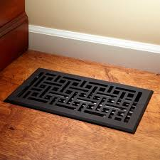 Iron Floor L Wicker Style Cast Iron Floor Register Hardware