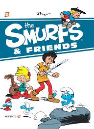 smurfs friends volume 1 smurfs wiki fandom powered