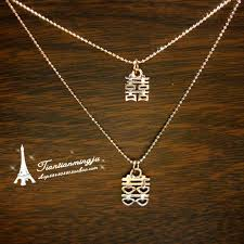 double necklace style images Double layer rose gold chain long design necklace multi layer jpg