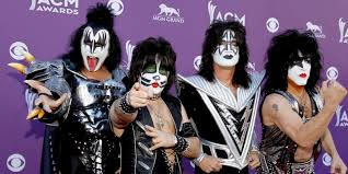 paul stanley halloween costume kiss star gene simmons explains why band won u0027t play at hall of fame