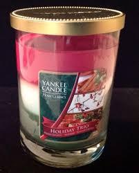 yankee candle holiday trio tumbler sparkling cinnamon christmas