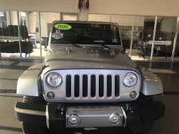 jeep silver 2016 silver jeep wrangler in west virginia for sale used cars on