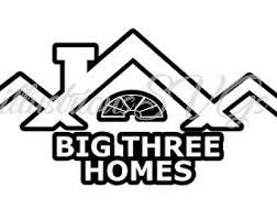 three homes this is us big three homes t shirt black or white