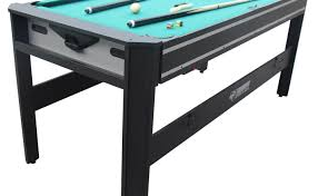 4 In 1 Game Table Foosball And Air Hockey Combo Table U0026 Sportcraft 8 Air Hockey