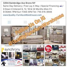 Express Furniture Warehouse Bronx Ny by Quality Furniture Warehouse 29 Photos Furniture Stores 3204