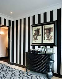 black white stripes wallpaper the must haves in future home