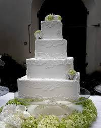 tuscan wedding cakes lace wedding cakes