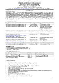 Petroleum Engineering Resume Reservoir Engineer Resume Virtren Com