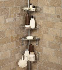 Bathroom Shower Organizers Bathroom Shoo Holder Home Design Ideas And Pictures