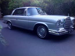 mercedes 280se coupe for sale mercedes 280se coupe rhd w111 sold 1968 on car and
