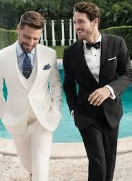 black or white suit both gentleman u0027s fashion pinterest