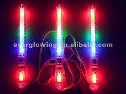 wholesale led flash light up wand glow sticks kids toys colorful