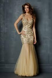 champagne mermaid prom dresses naf dresses