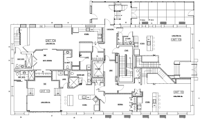 Casino Floor Plan by Kissling Apartments 7 8