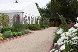the walled garden at beeston fields wedding venue nottingam