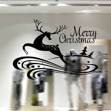 New Year Decoration Shop by Compare Prices On Flowers Shop Glass Window Online Shopping Buy
